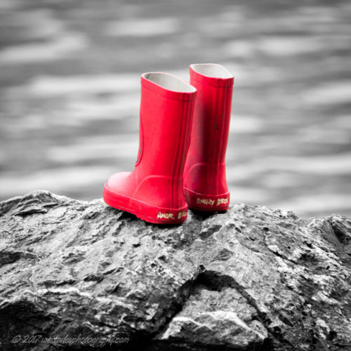 Westerley Photography Boots-at-Loch-Lubnaig